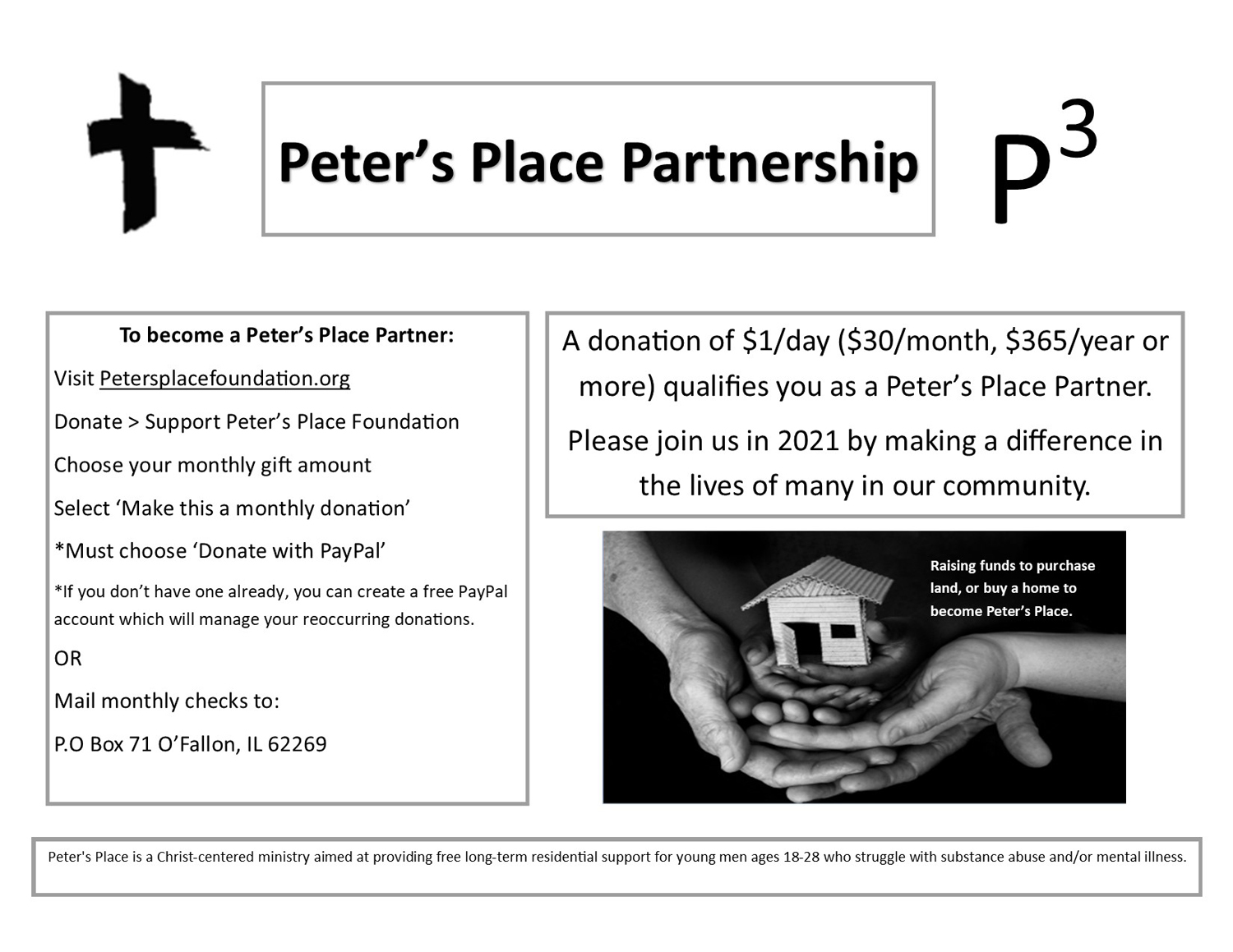 Peters Place  Partnership